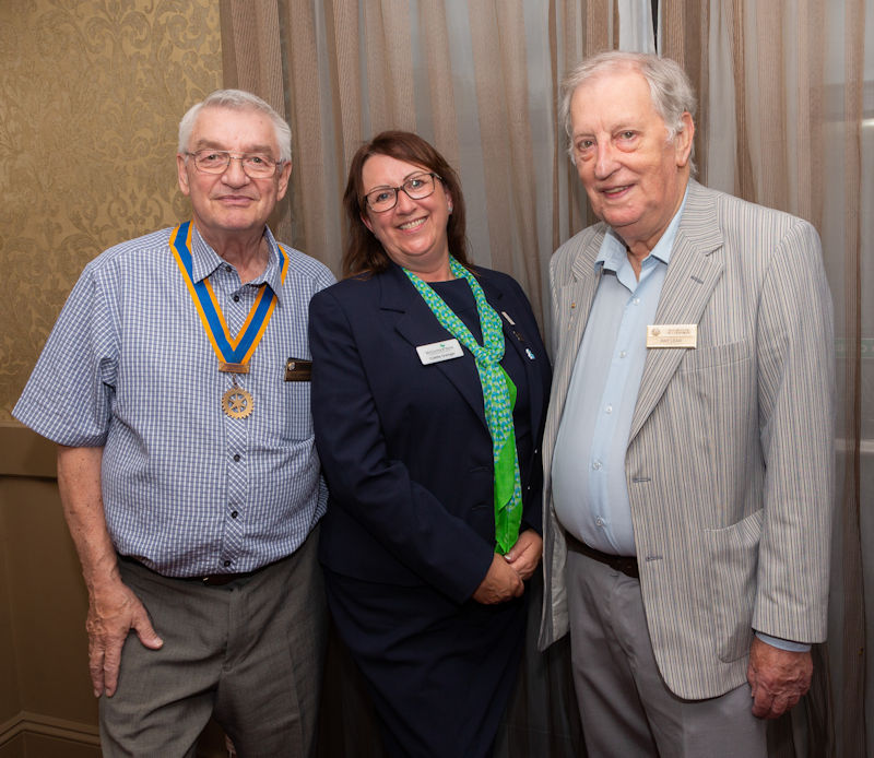 Carnforth Rotary Introduced To Keerford View